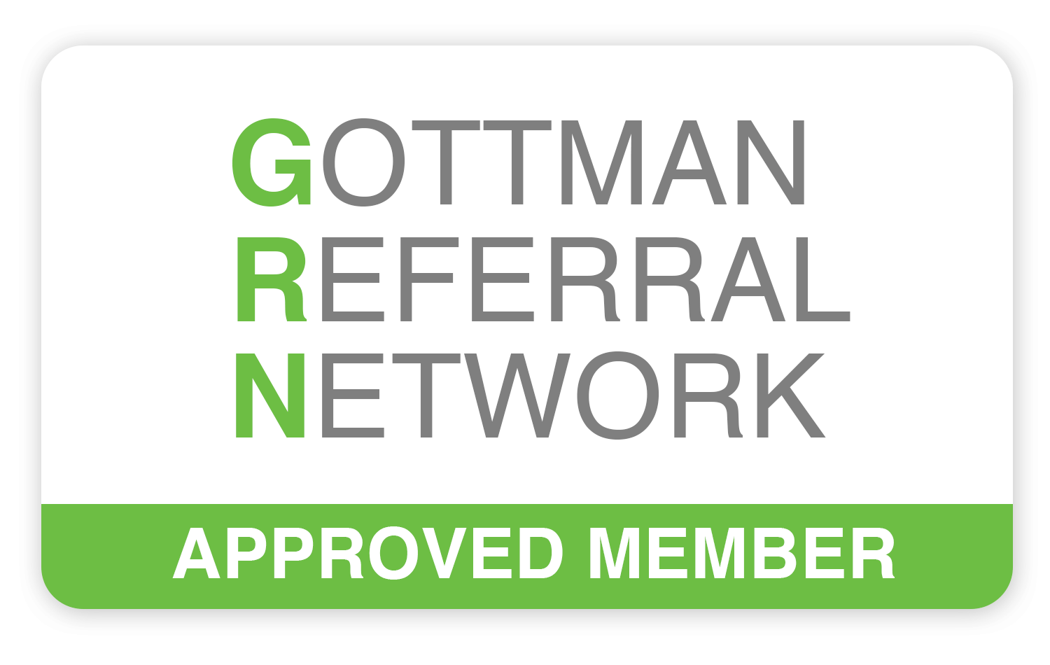 Ruairí Osborne's profile on the Gottman Referral Network